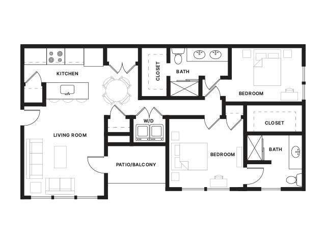 Ironworks-2A Floorplan