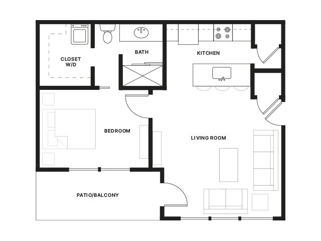 Ironworks-1B Floorplan