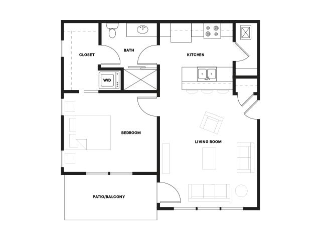 Legacy-1A Floorplan