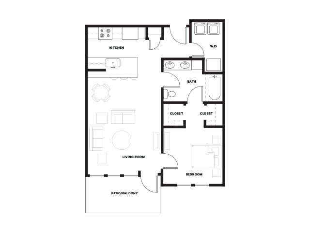 Foundry-1B Floorplan