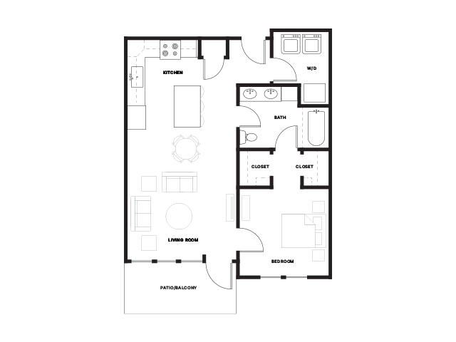 Foundry-1C Floorplan
