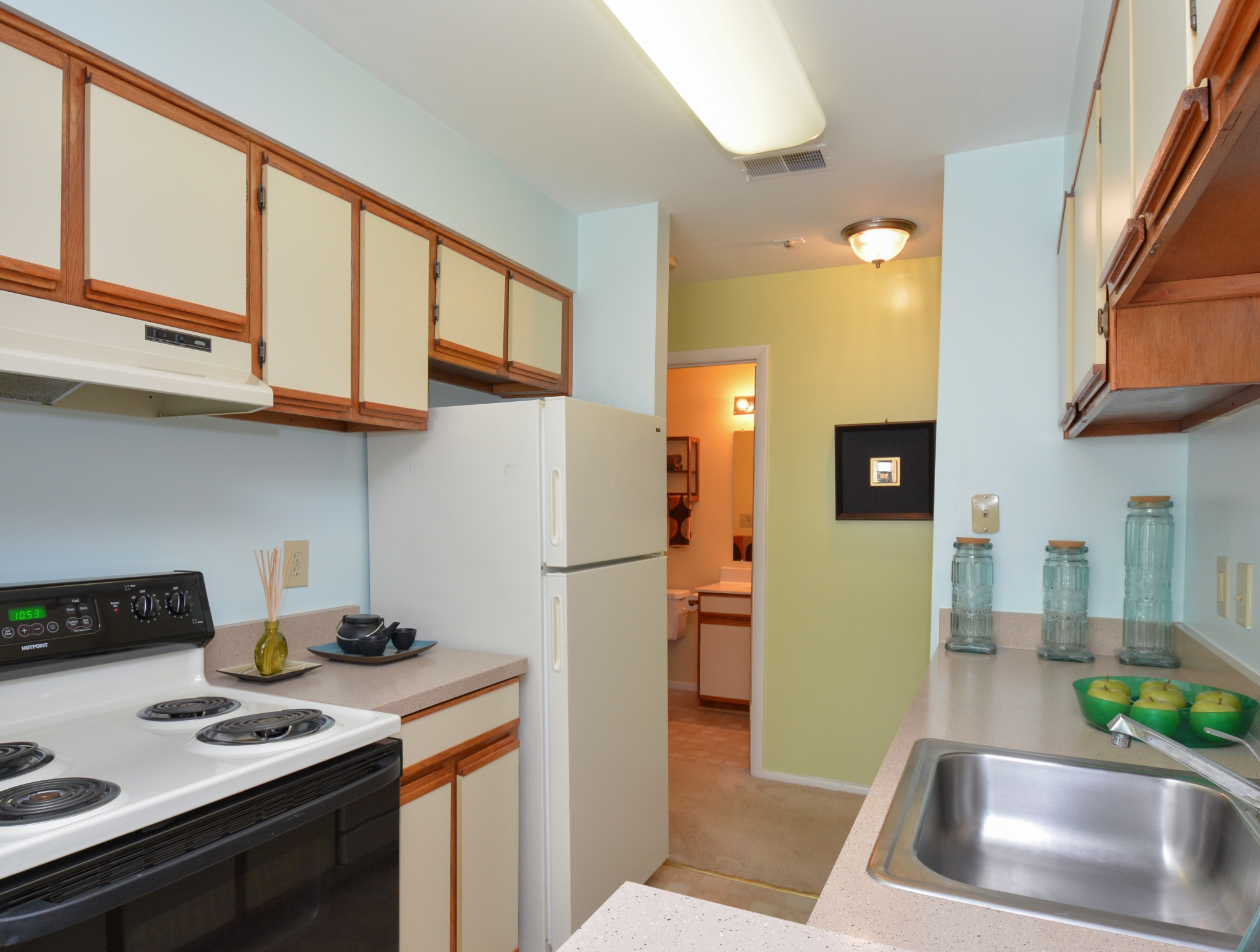 Spacious Kitchen | Apartments for rent in Laurel, MD | Spring House Apartments
