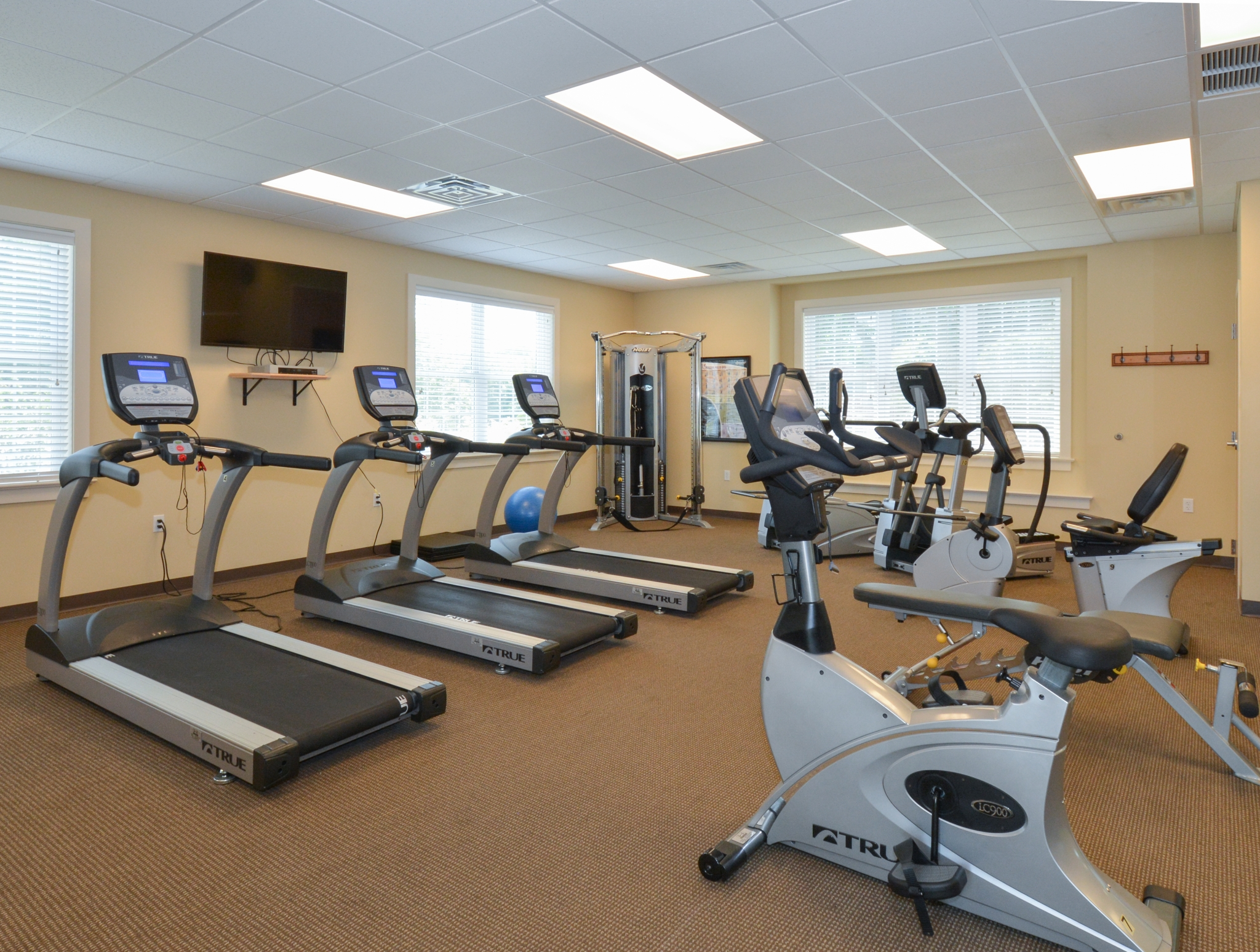 State-of-the-Art Fitness Center | Apartment For Rent Lancaster PA | Park City North Apartments