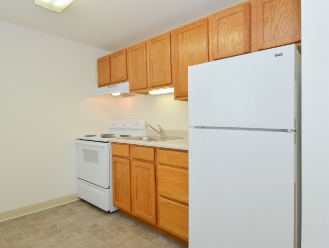 Spacious Kitchen | 1 Bedroom Apartments In Boothwyn PA | Boothwyn Court Apartments