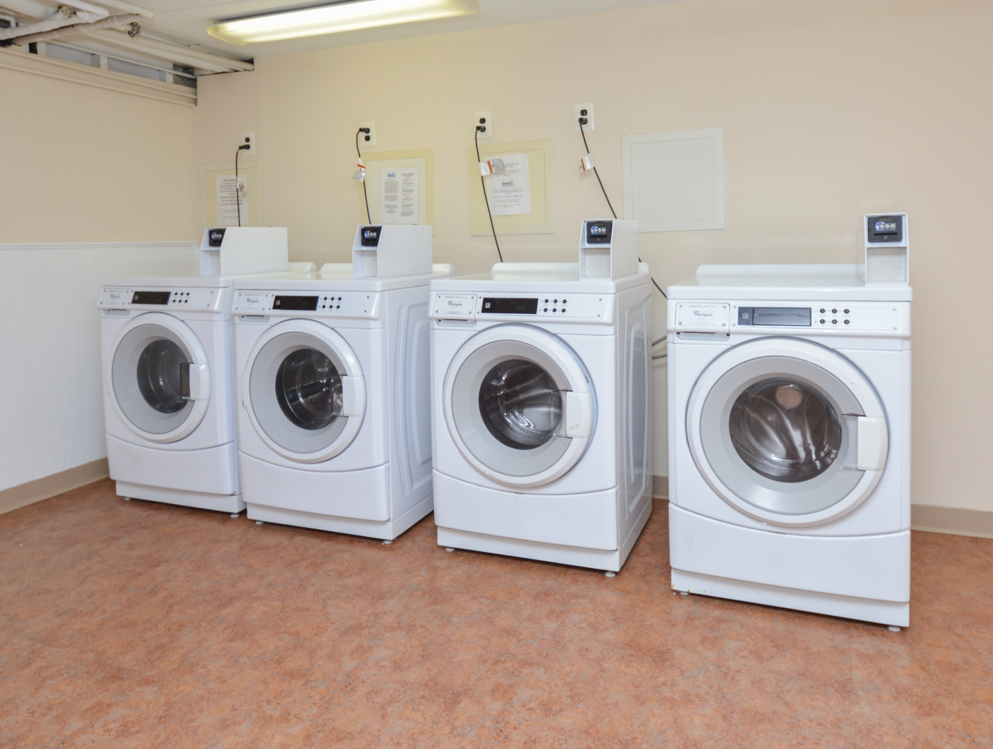 Community Laundry Center | Apartments near Media, PA