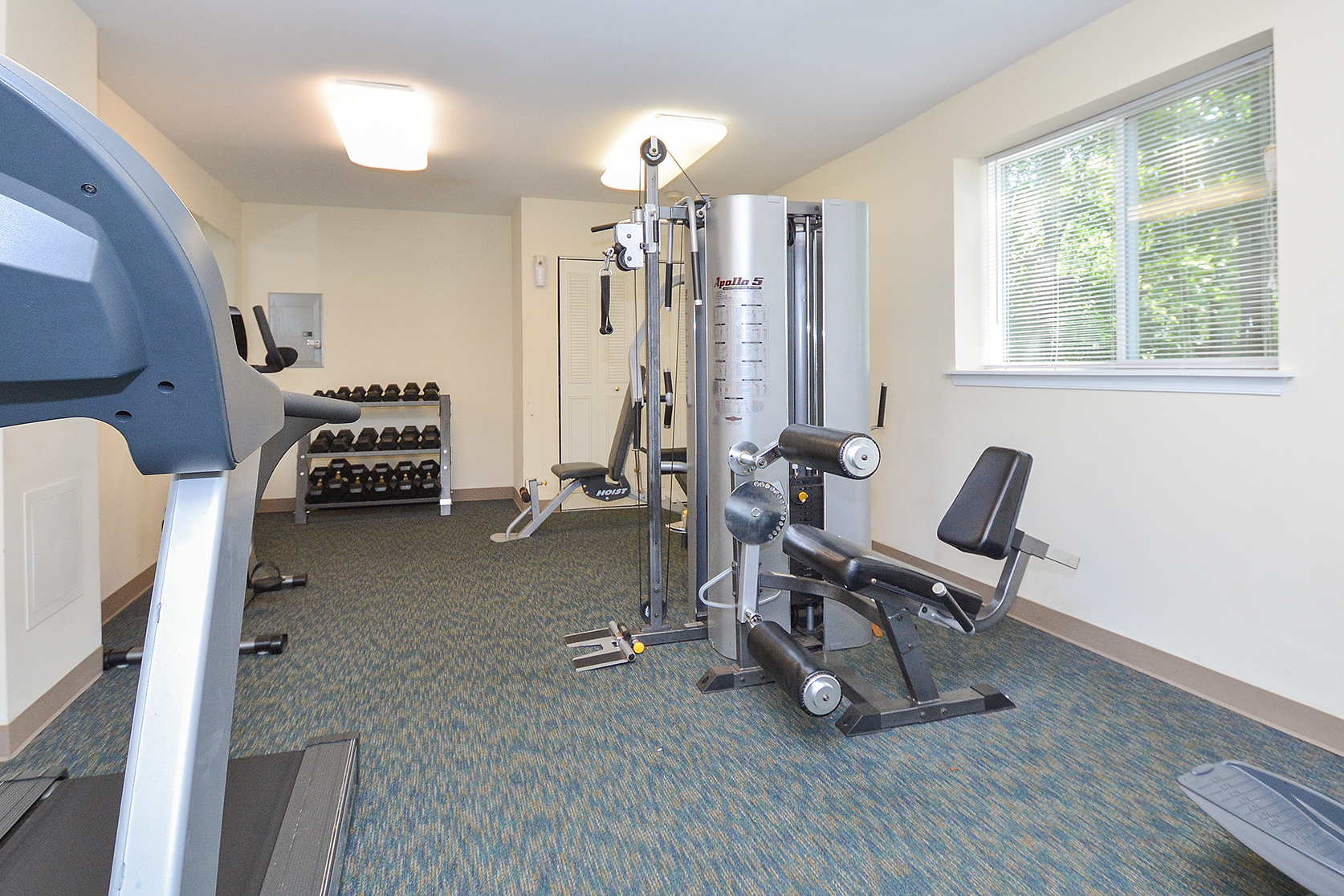 Resident Fitness Center | Apartments Willow Grove, PA | Willow Run Apartments
