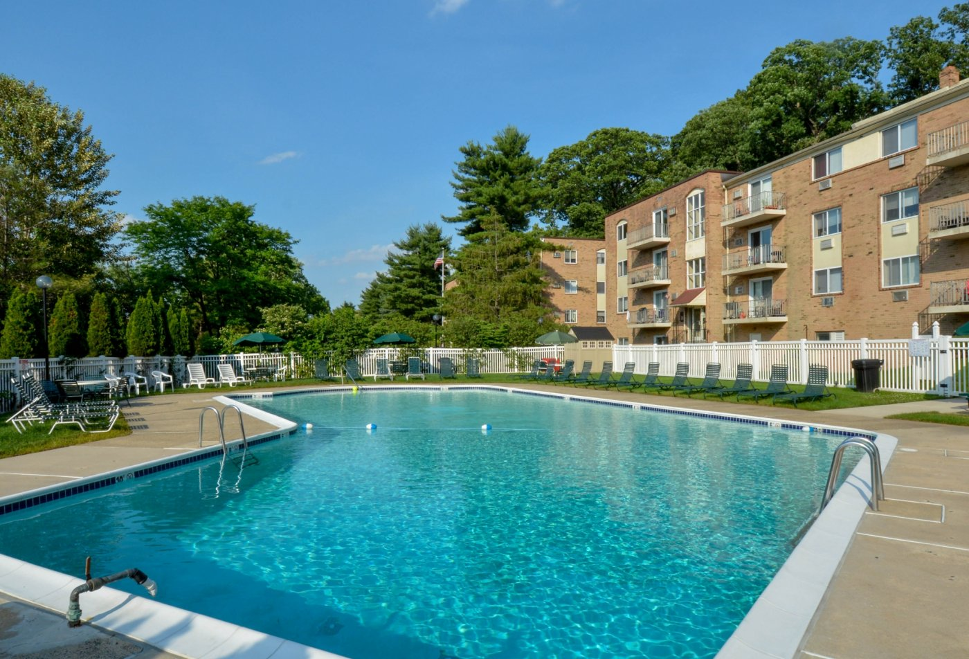 Swimming Pool | Apartment Homes in Secane, PA | Bishop Hill Apartments