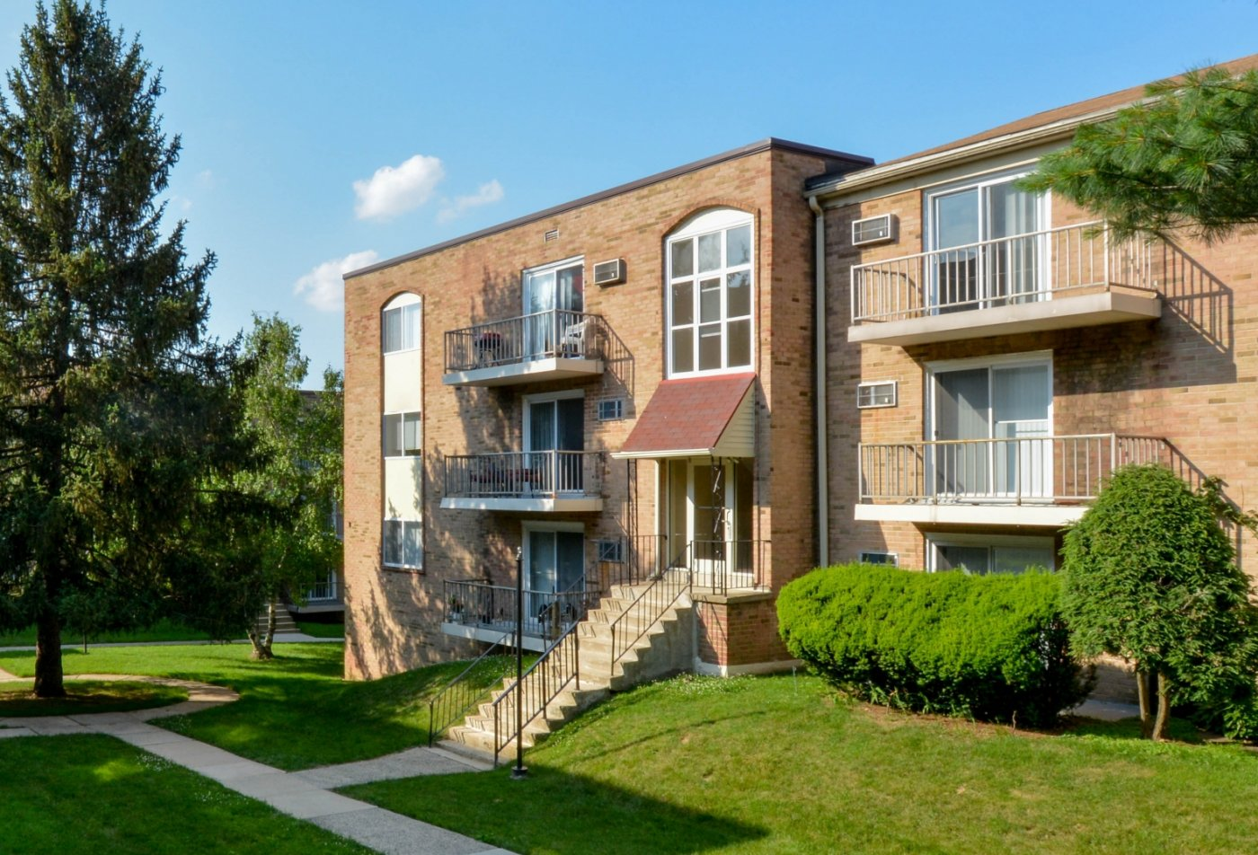 Apartments for rent in Secane, PA | Bishop Hill Apartments