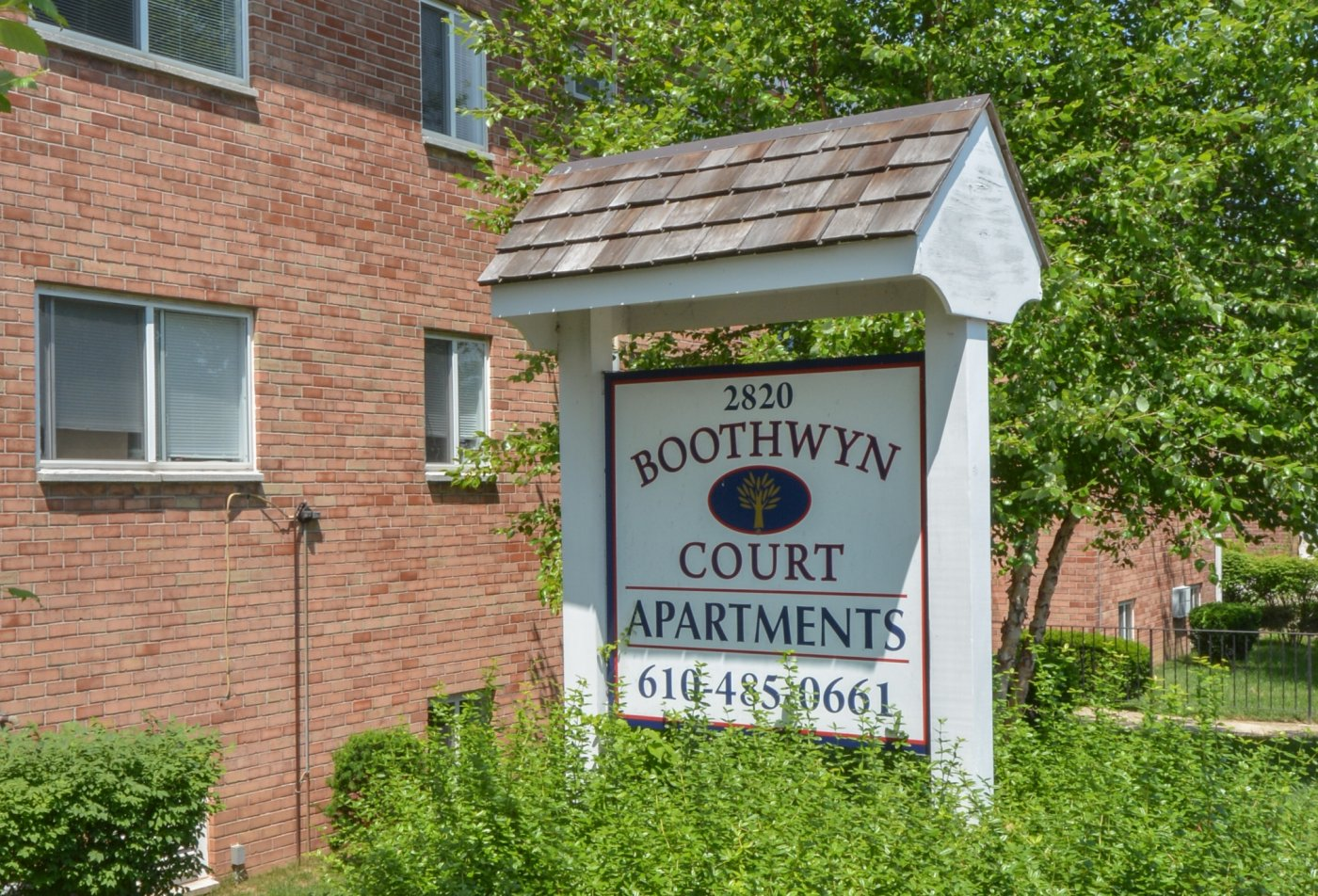Apartments in Boothwyn, PA   Boothwyn Court Apartments