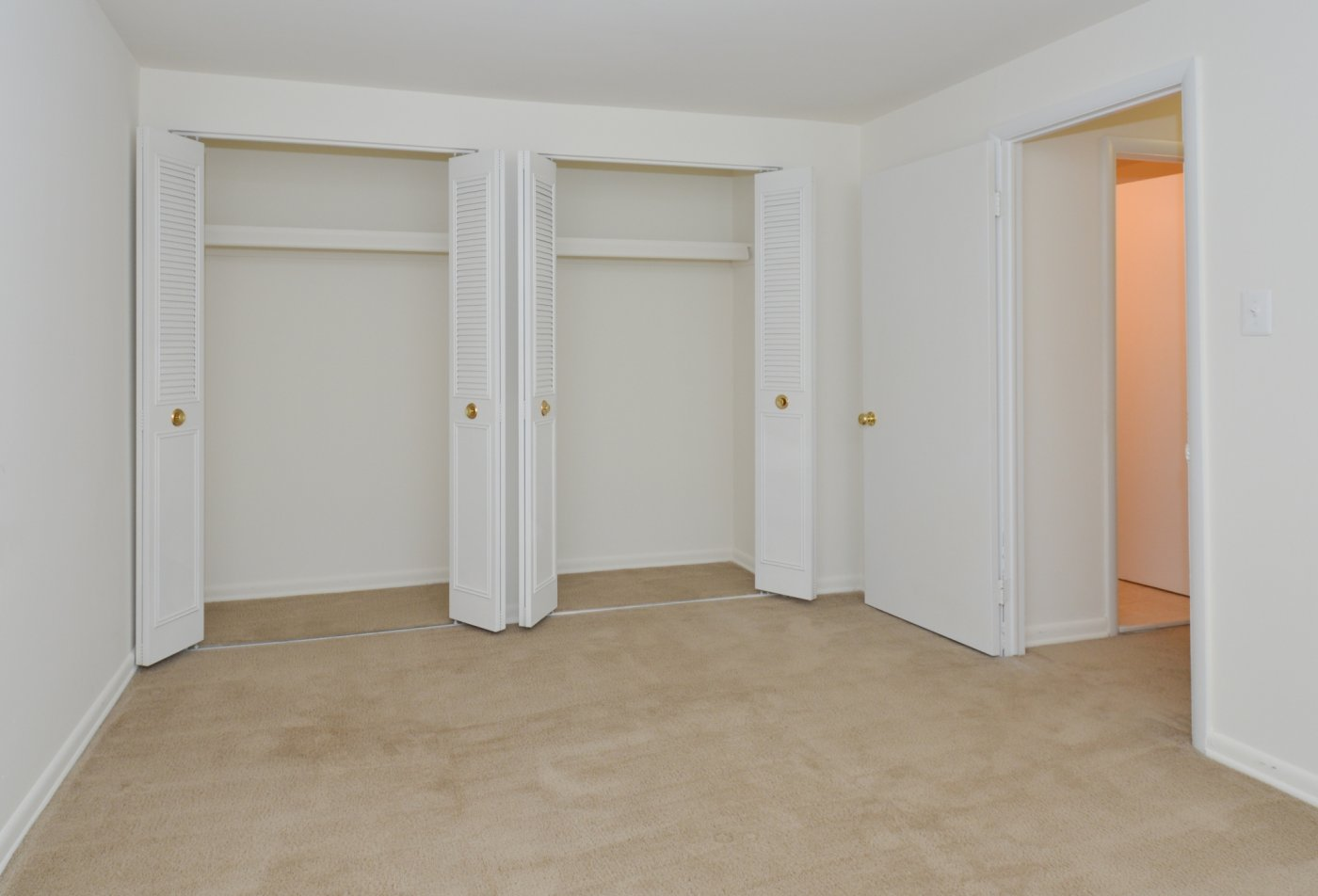 Spacious Closet | Apartments in Boothwyn, PA | Boothwyn Court Apartments