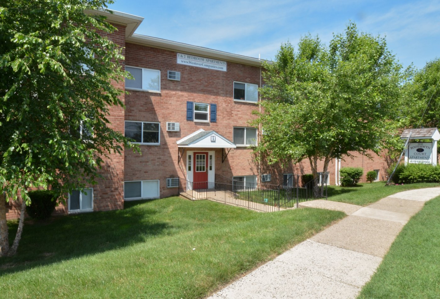 Apartments for rent in Boothwyn, PA   Boothwyn Court Apartments