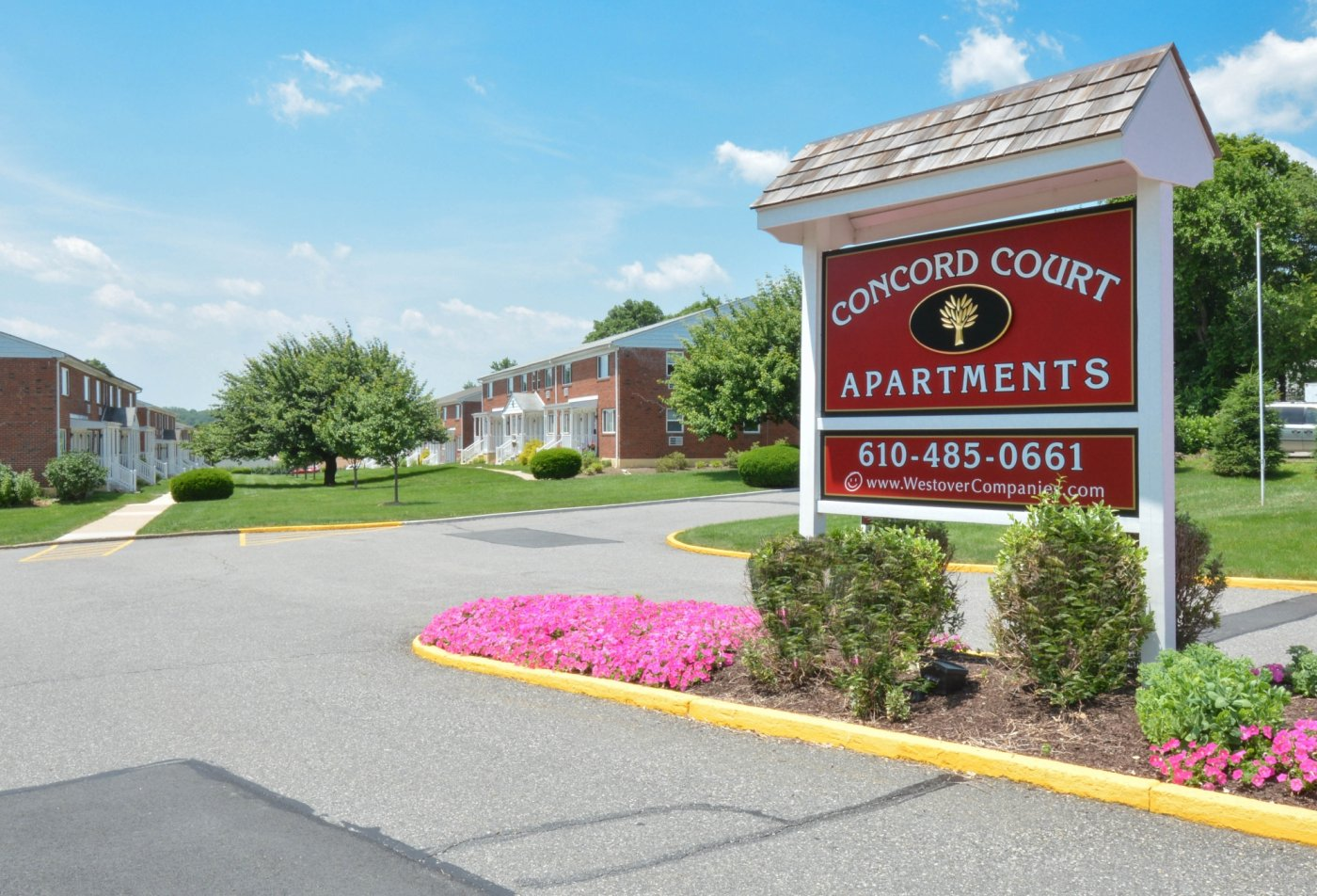 Apartments in Aston, PA | Concord Court Apartments
