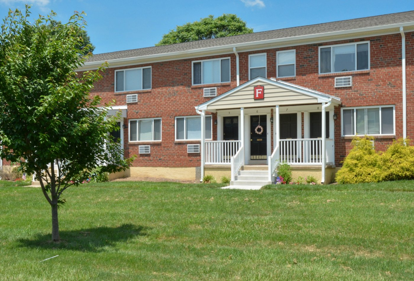 Apartments for rent in Aston, PA | Concord Court Apartments