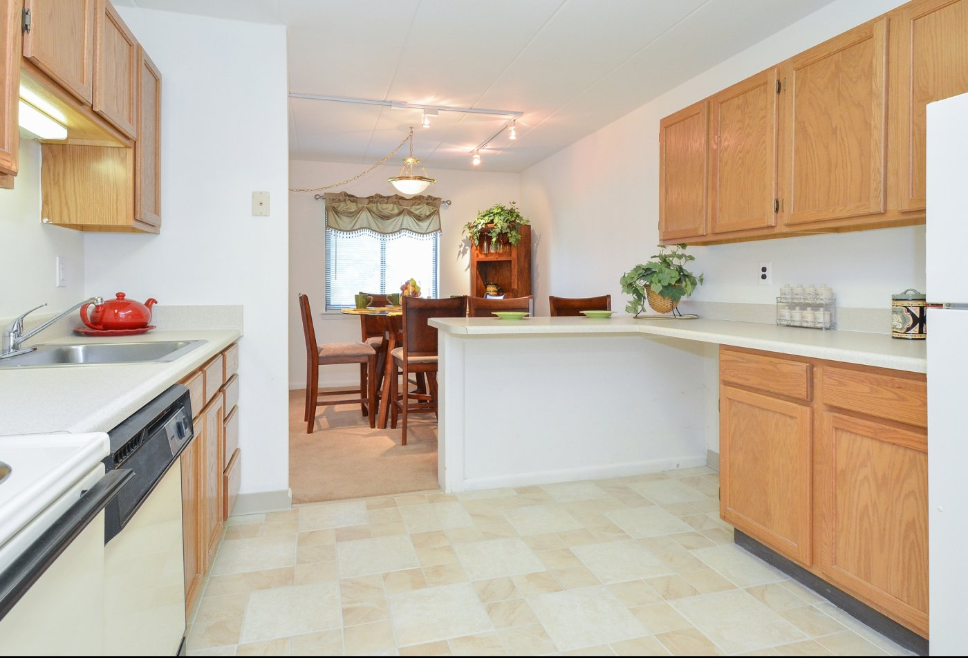 State-of-the-Art Kitchen | Wilmington DE Apartment Homes | Fairway Park Apartments & Townhomes