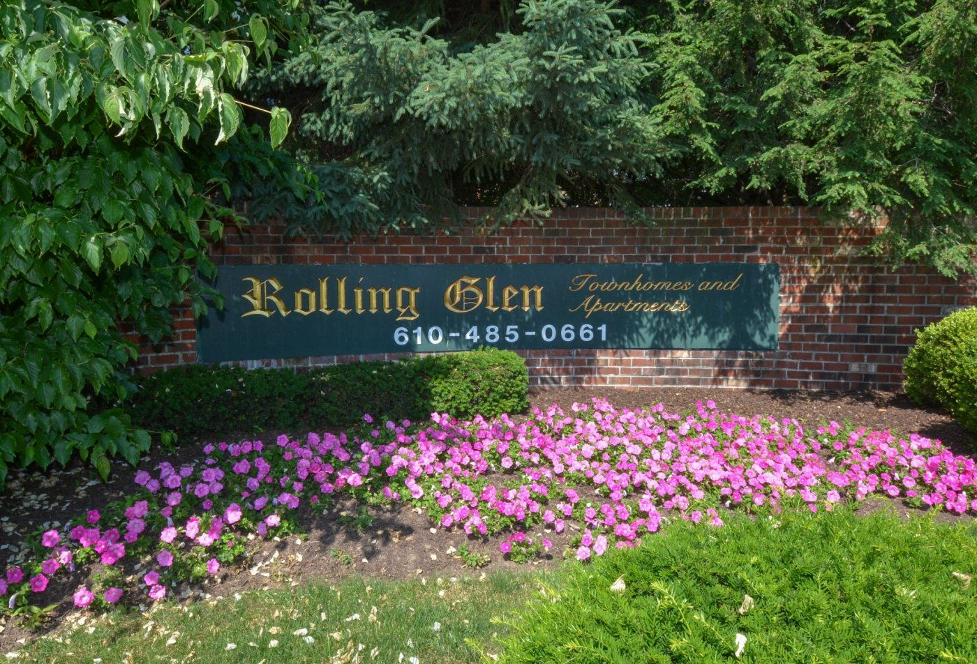 Apartments in Boothwyn, PA | Rolling Glen Townhomes and Apartments