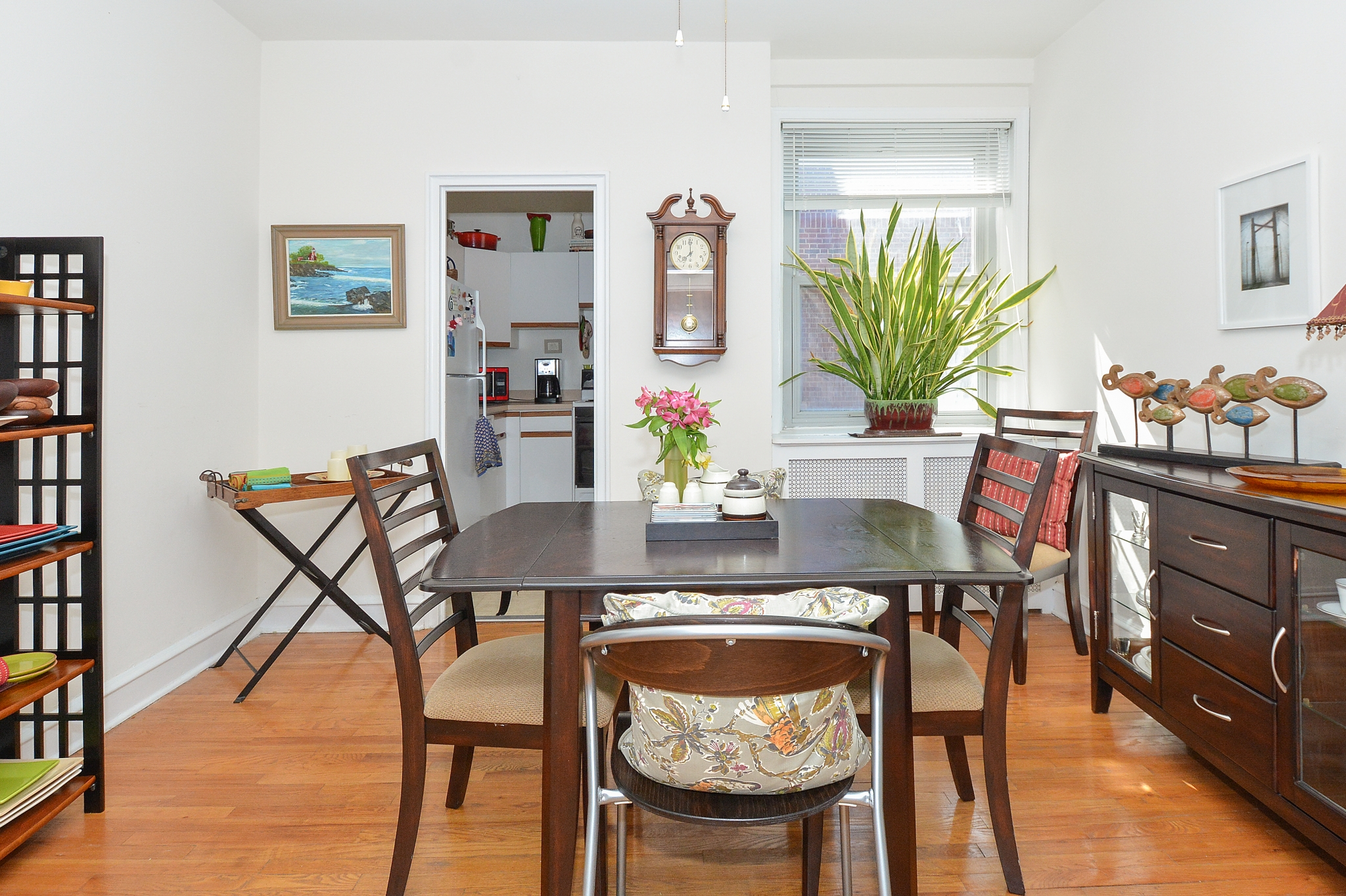 Luxurious Dining Room | Wilmington DE Apartments | Gilpin Place Apartments