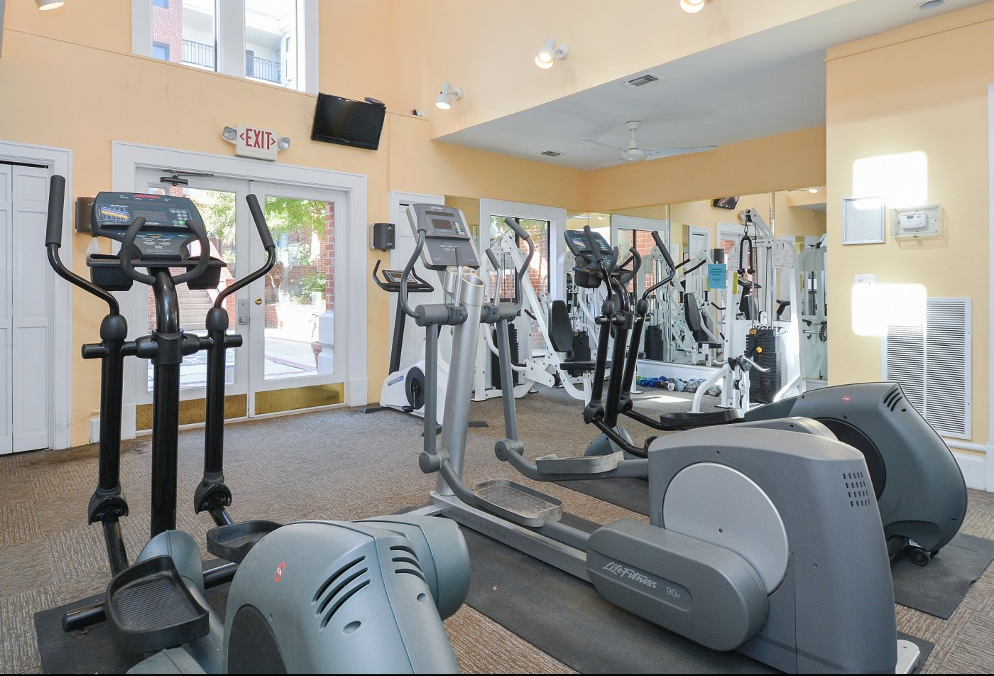 State-of-the-Art Fitness Center | Apartment Homes in Baltimore, MD | Waterloo Place Apartments