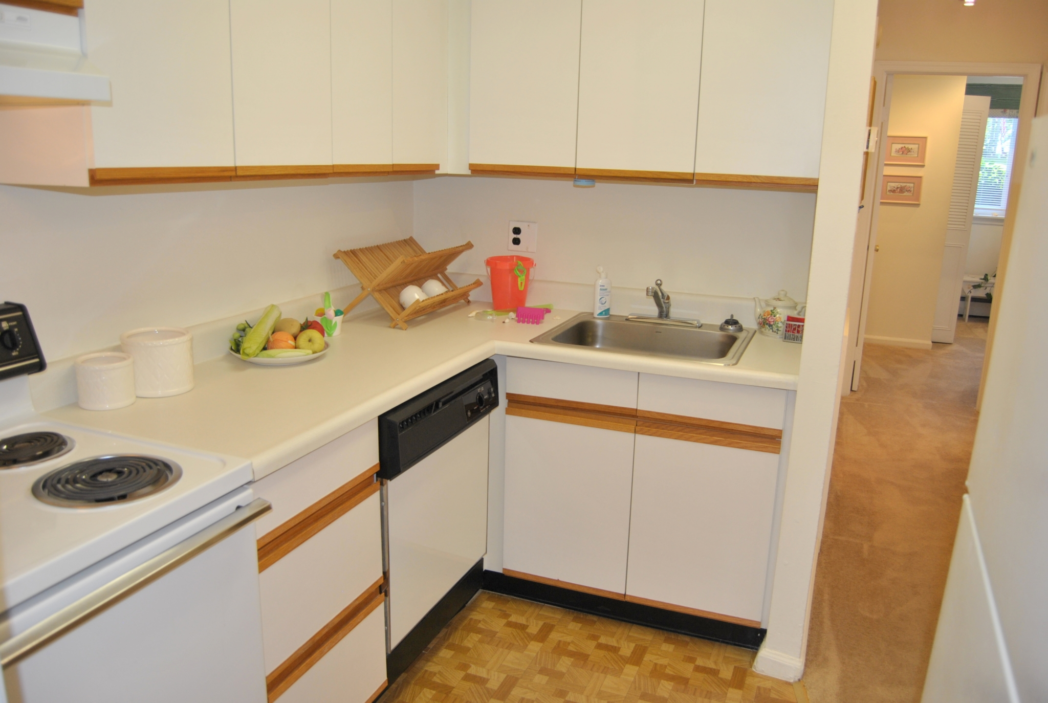 Elegant Kitchen | Apartments in Media, PA | Rosetree Crossing Apartments