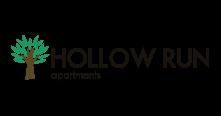 Hollow Run Apartments Logo | 1 Bedroom Apartments In West Chester Pa | Hollow Run Apartments