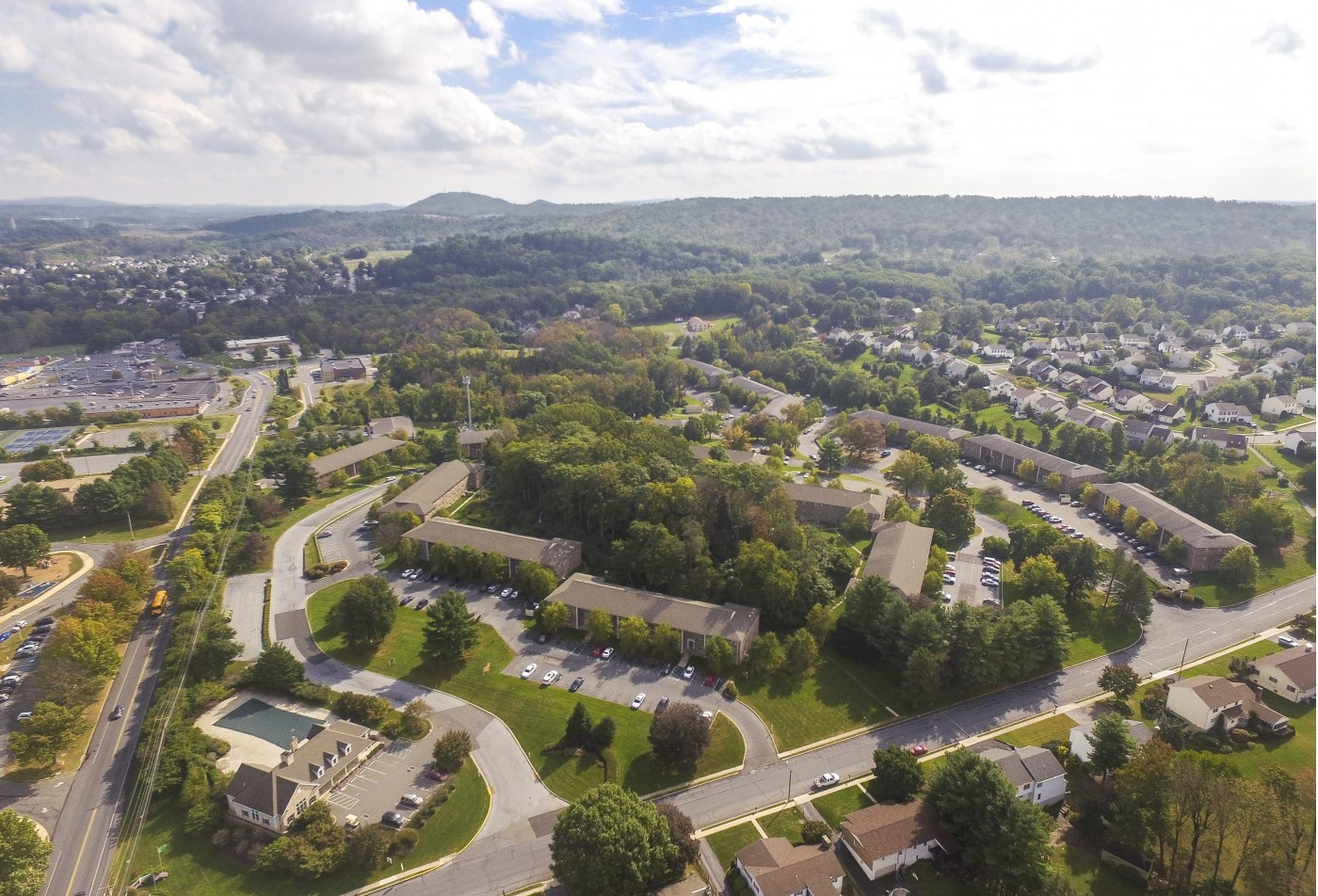Spacious Resident Club House | Apartment in Shillington, PA | Governor Mifflin Apartments
