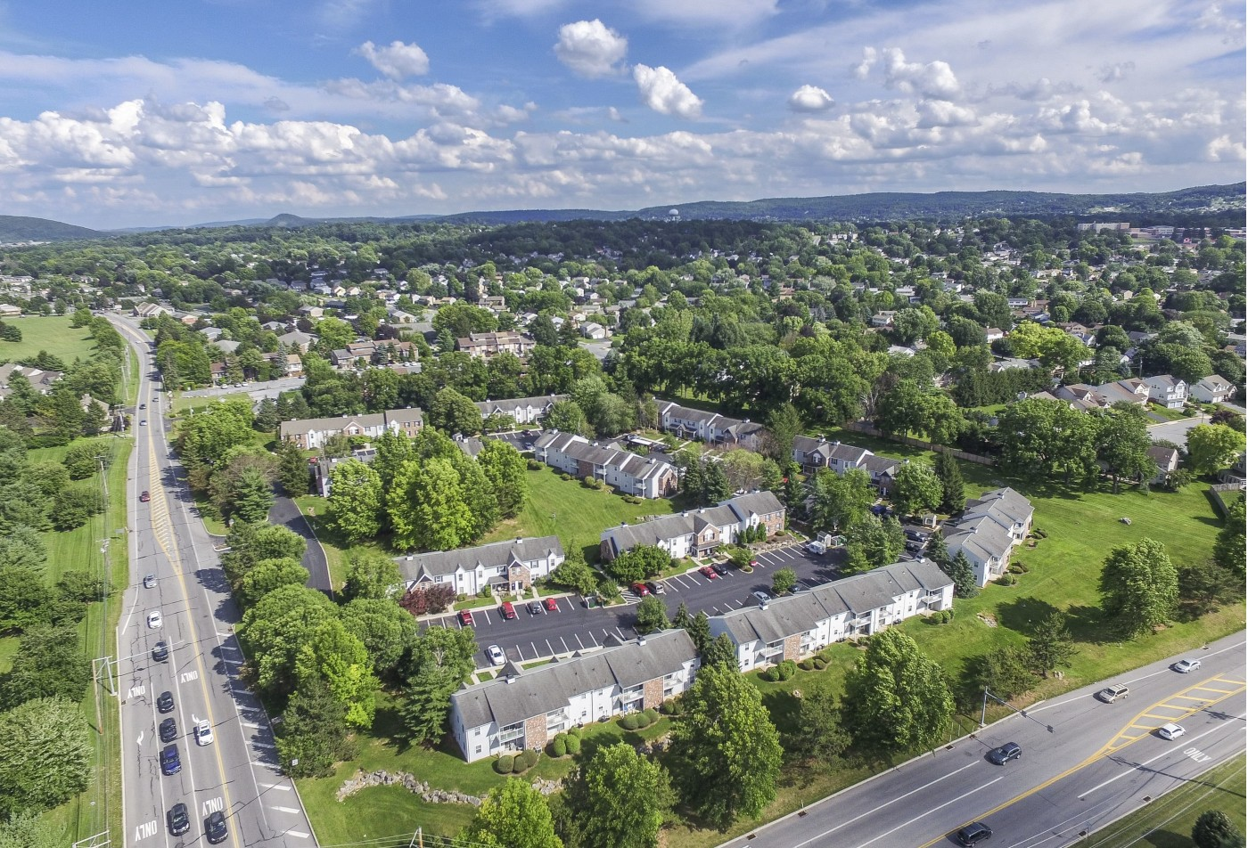 Apartments For Rent Wyomissing PA | Victoria Crossing Apartments