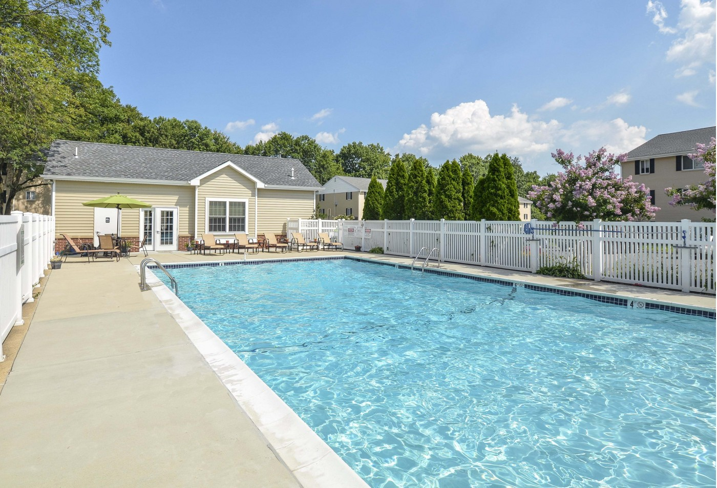 Swimming Pool | Apartment Homes in Wilmington, DE | Cedar Tree Apartments