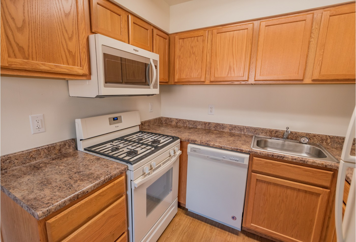 State-of-the-Art Kitchen | Penndel PA Apartment Homes | Millcreek Village Apartments
