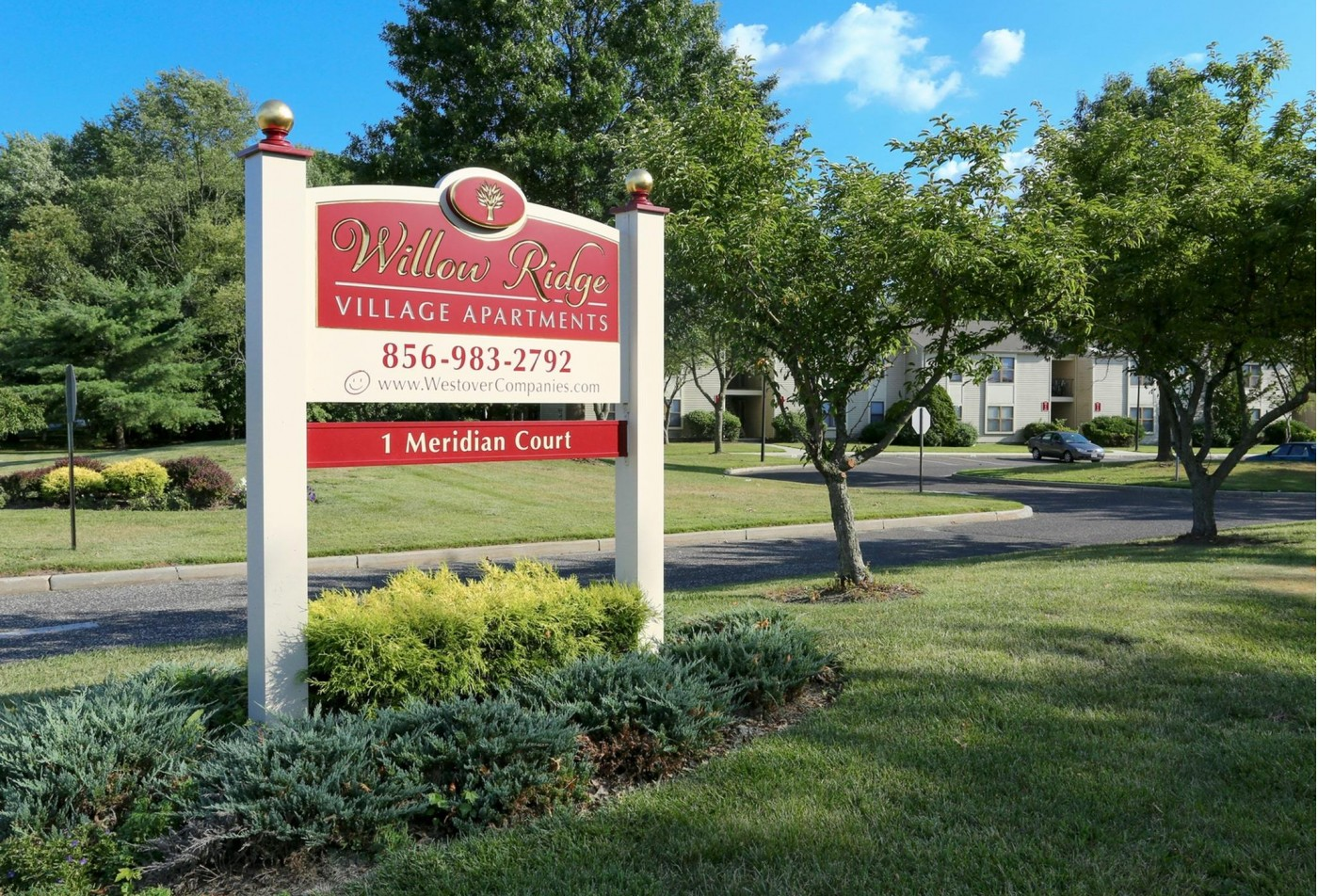 Apartments in Marlton, NJ | Willlow Ridge Village Apartments