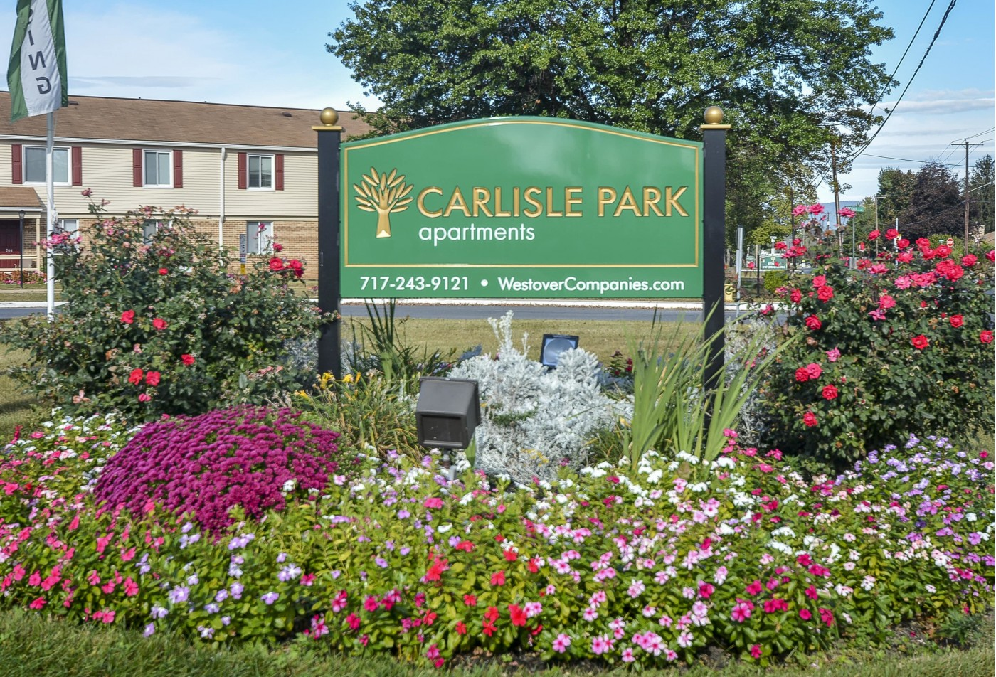 Apartments in Carlisle For Rent | Carlisle Park