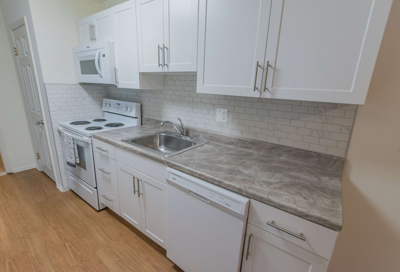 State-of-the-Art Kitchen | West Chester Apartments | Hollow Run Apartments