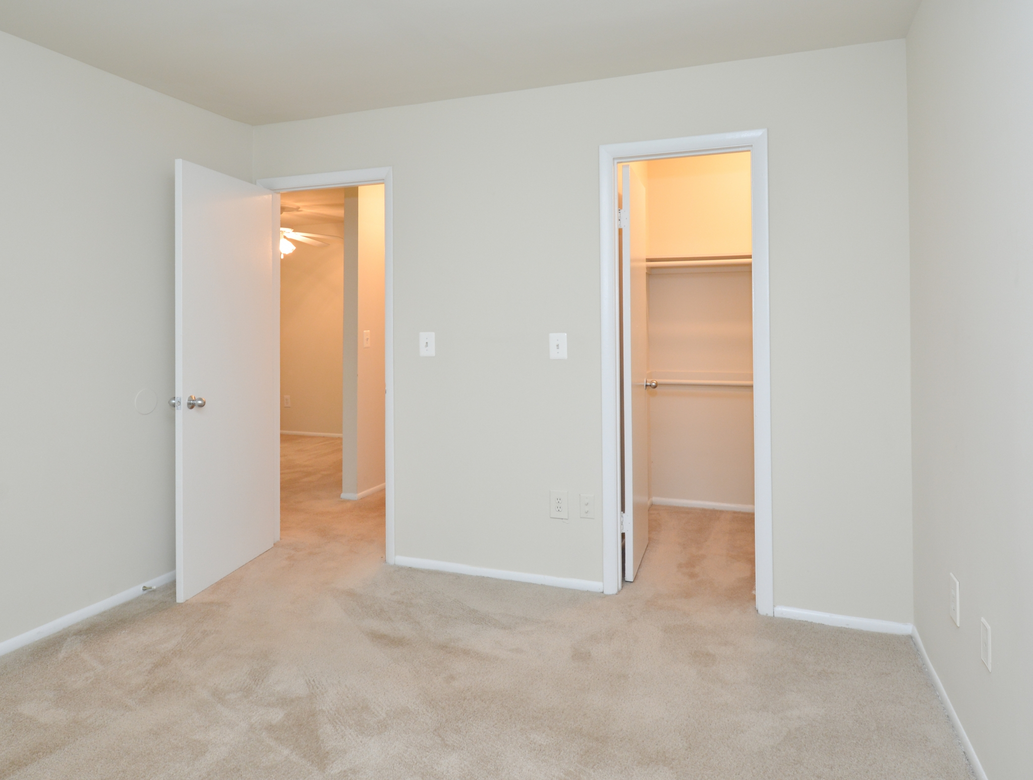 Vast Master Bedroom | Laurel MD Apartments For Rent | Spring House Apartments