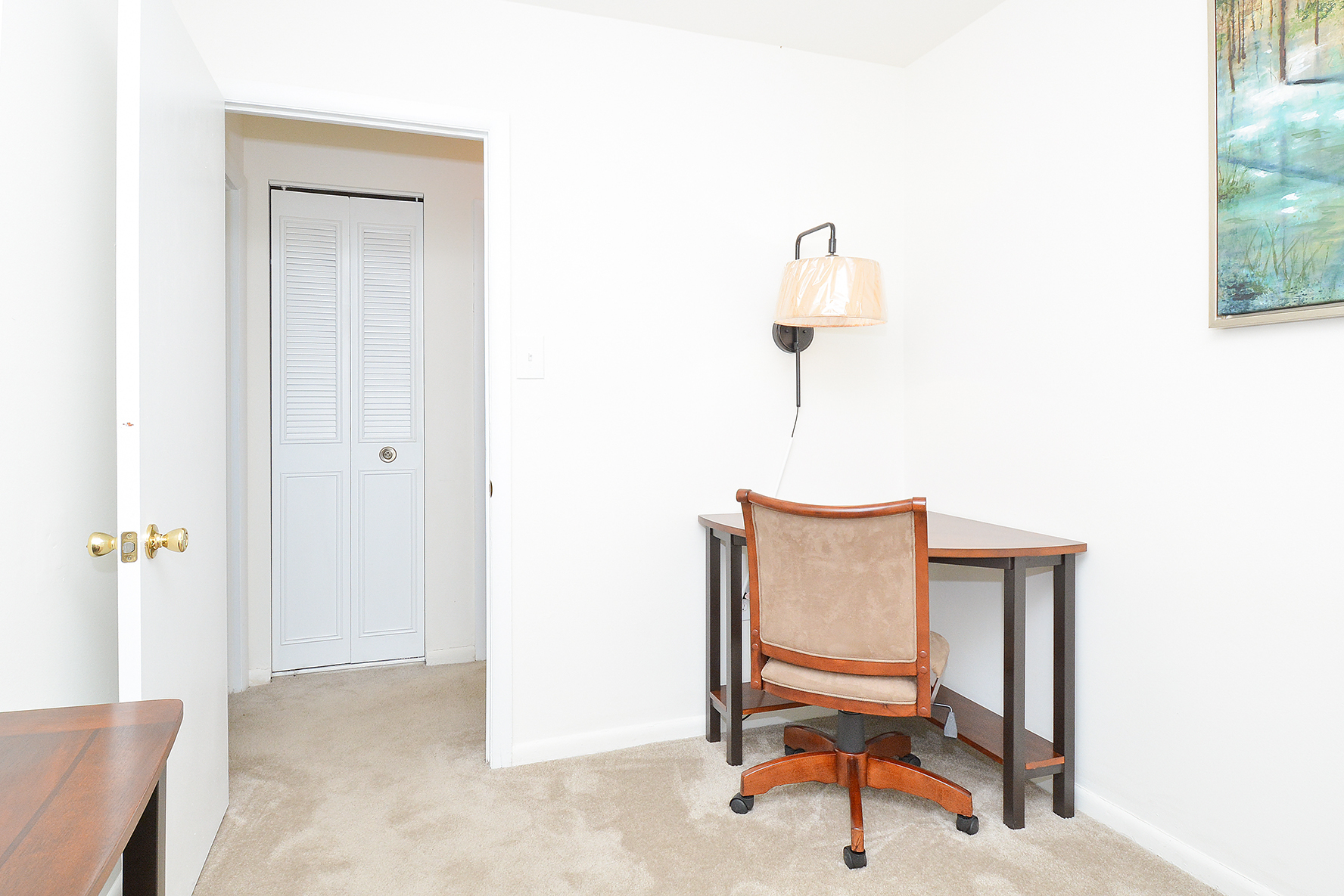 Elegant Bedroom | Claymont DE Apartment For Rent | Naamans Village Apartments