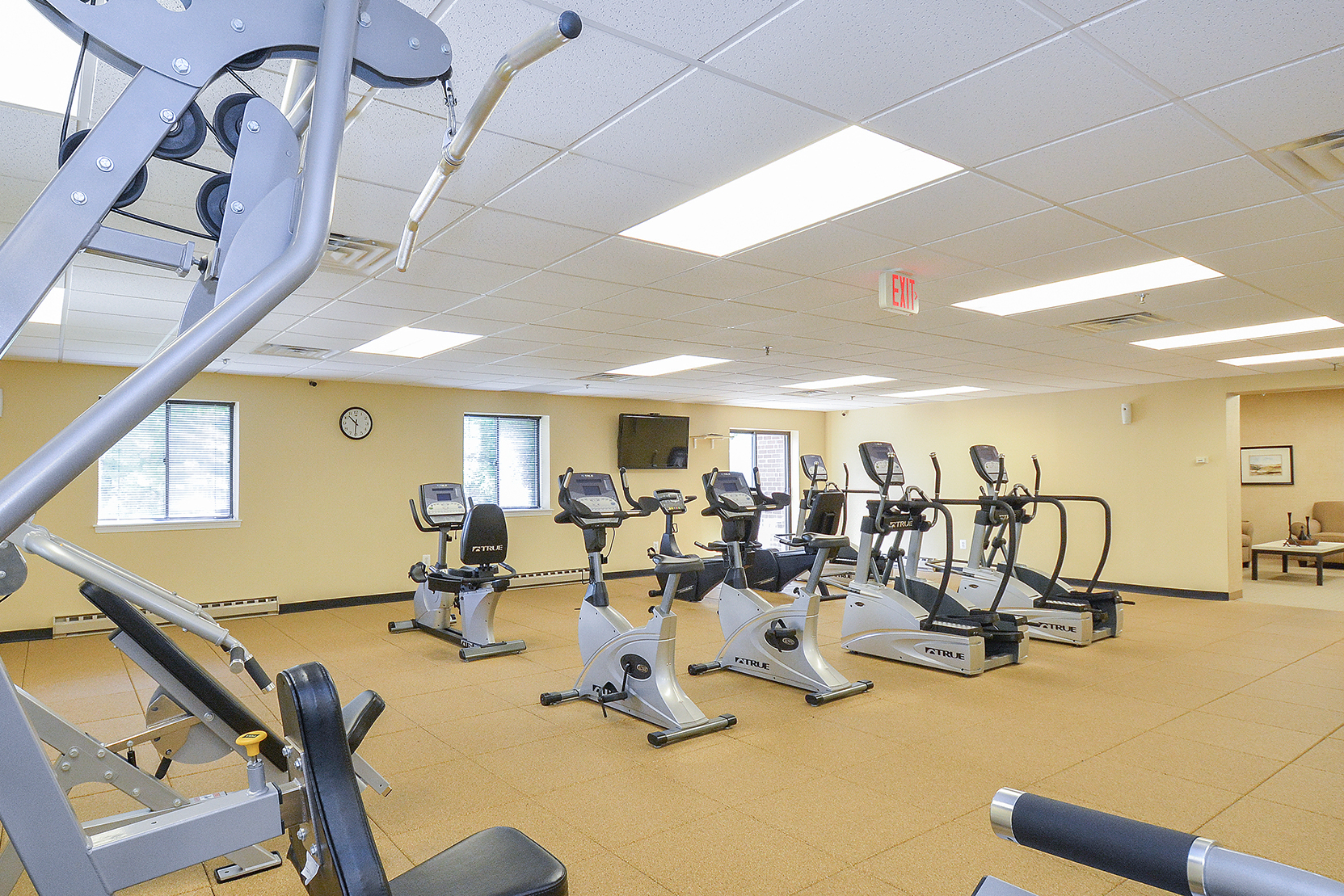 Community Fitness Center | Apartments King Of Prussia | Valley Forge Suites