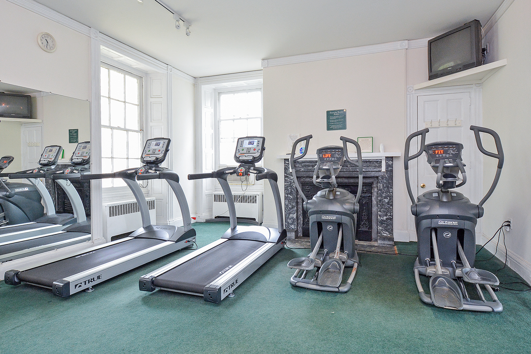 Gulph Mills Village Fitness Center | Apartment In King Of Prussia PA