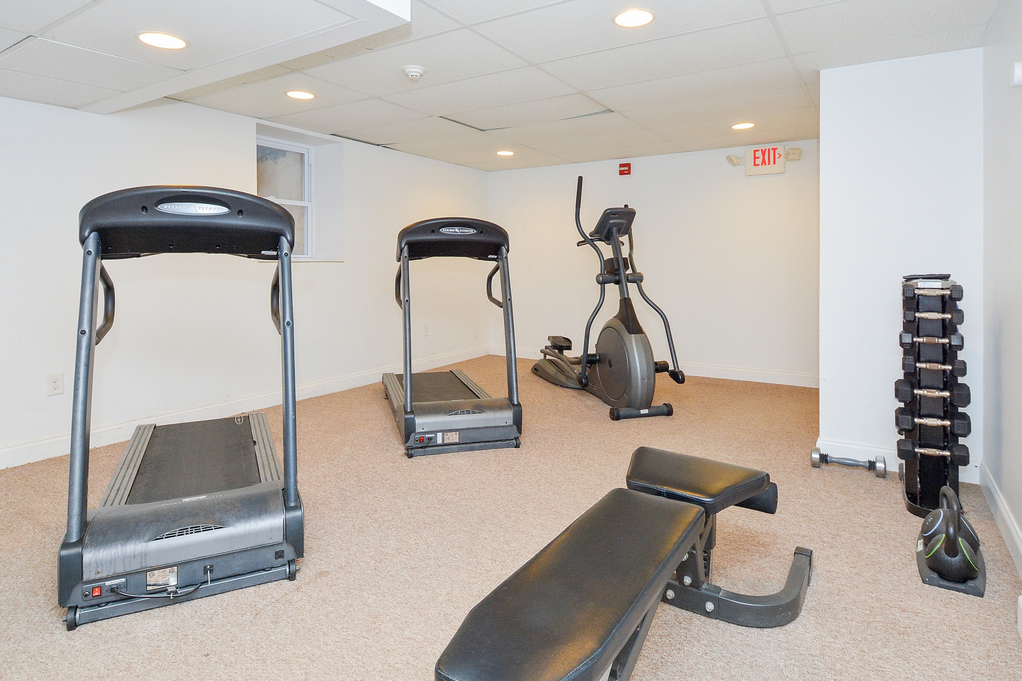 State-of-the-Art Fitness Center | Apartment Homes in Ardmore, PA | Suburban Court Apartments