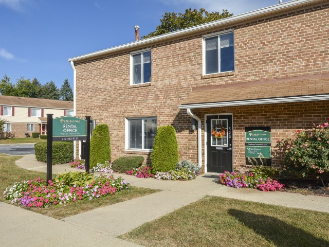 Carlisle Park Leasing and Management Office   Apartment for Rent in Carlisle PA