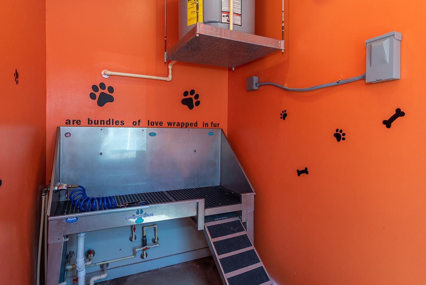 Resident Pet Spa