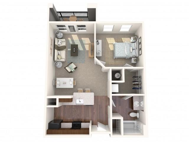 The Manassas Floorplan
