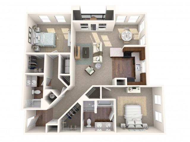 The Union Floorplan