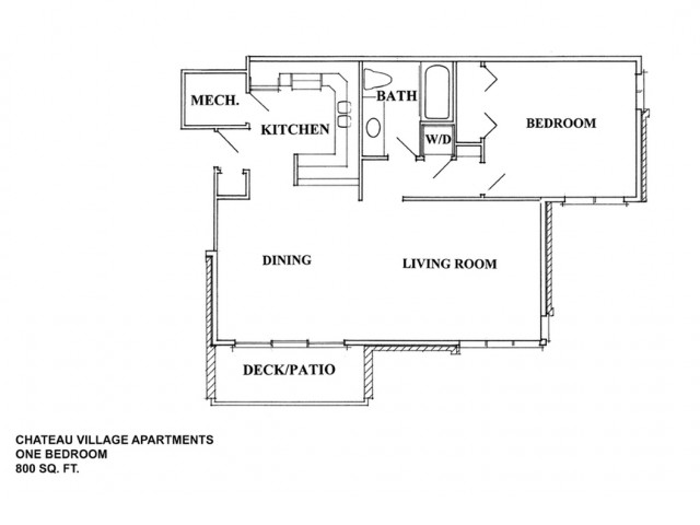 Chateau Village One Bedroom