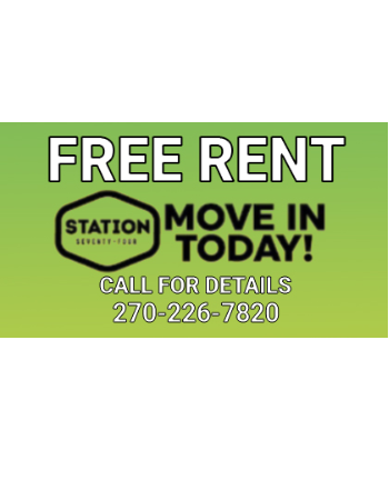 Move in today and don't worry about paying first month's rent until February! <br><br>We're waiving application and admin fees for a limited time only, so drop on by and grab your spot today.