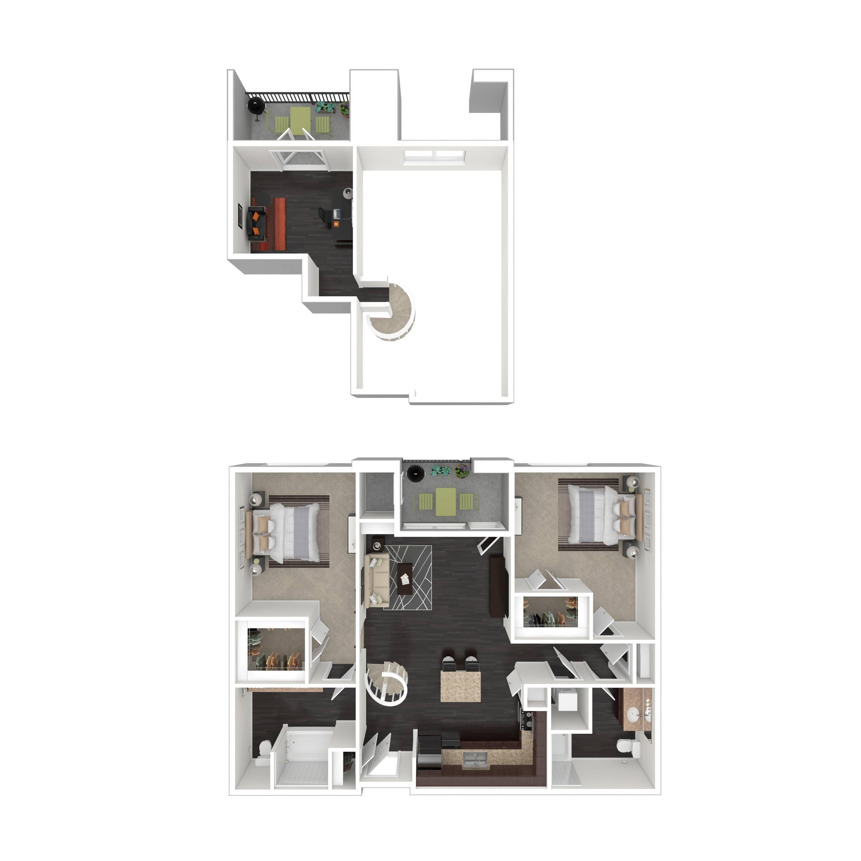 2G | Parq at Iliff | Aurora Apartments