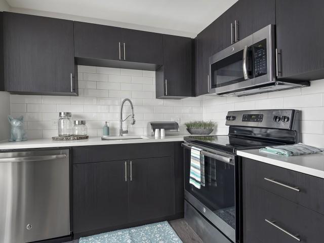Expresso Kitchen Cabinets