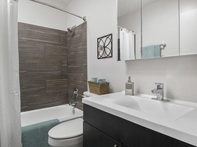 Ceramic Tiled Baths