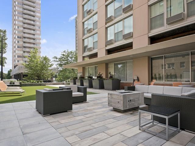 Outdoor Entertainment Courtyard