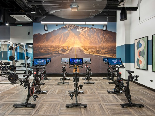 Peloton Bike Studio