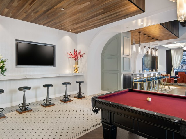 Event Space with Bar Top