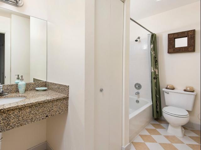 Ceramic Tile Bathroom Flooring