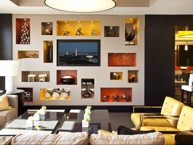 Washington DC Apartments | Meridian at Gallery Place