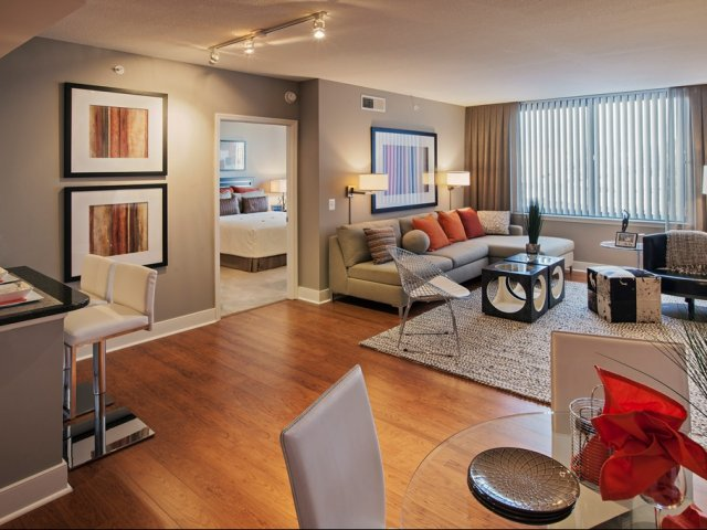 Washington DC Apartments for Rent | Meridian at Mt Vernon Triangle